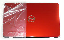 BRAND NEW GENUINE DELL INSPIRON 15R N5110 M5110 GLOSSY RED LCD LID COVER C6H33