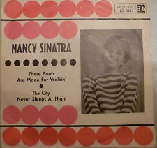 "7"" NANCY SINATRA ´: These Boots Are Made For Walkin´"
