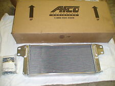 Supercharged 12-15 Camaro ZL1 double pass AFCO heat exchanger / intercooler