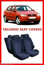 Tailored seat covers for Vauxhall Astra G Mk4   1998 - 2004  FULL SET grey1 (81)