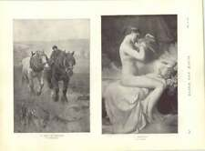 1897 Artworks Cowper Lord Of Creation R Wheelwright Fred Roe