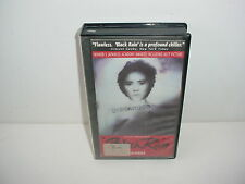 Black Rain VHS Video Tape Movie Black Case and Sleeve Shohei Imamuras