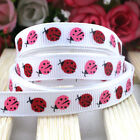"HOT~HOT~Free Shipping 5 Yards 3/8""(10mm) Grosgrain Ribbon Scrapbooking PY01"