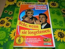 Wehe wenn sie losgelassen - Peter Alexander - Bibi Johns - Toppic - VHS