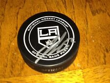 Luke Schenn Los Angeles Kings Autographed Official Game Puck COA