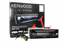 Kenwood eXcelon KDC-X998 CD-Receiver with USB Interface