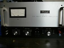 Pair of McIntosh MC 3500 Mono Block Amplifiers Amazing Condition. 350W/ Channel