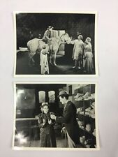 LOT OF 2 RARE MARY PICKFORD SUDS 1920 8x10 PHOTOS PICTURES