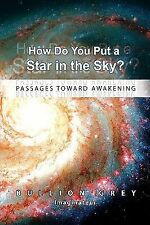 How Do You Put a Star in the Sky? by Bullion Grey (2010, Paperback)