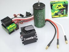 New Castle Creations 2400kV Motor with Mamba Max Pro SCT ESC Combo