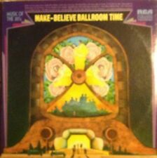 DISCO 33 GIRI - Various ‎– Make-Believe Ballroom Time Music Of The 30's ( 2 LP )