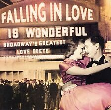 Various Artists Falling in Love Is Wonderful: Broadways CD