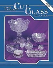 Standard Cut Glass Value Guide Jo Evers 1995 UK-Paperback