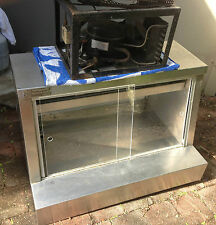 BAIN MARIE STAINLESS STEEL WITH COMPRESSOR  PICK UP ONLY