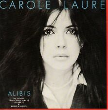 CD ALBUM Carole LAURE Alibis CD MANTRA 005 + RARE + 2 BONUS TRACKS