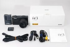【AB- Exc】 Sigma DP3 Merrill 46.0 MP Digital Camera w/Box From JAPAN #2110