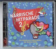 """NÄRRISCHE HITPARADE 2 - Session 2005 - 2 Cds NEU & OVP """"Dat Kölsche Hätz"""" u.a."""