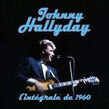 CD Johnny Hallyday : The full 1960 songs / 60's French Rock / IMPORT