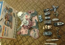 Micromachines Skull Playset Lot Collection 1993 Boys Infantry Army Military Tank