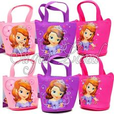 12 PCS Sofia The First Princess Candy Bags Mini Coin Purses Party Favors Fillers