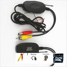 2.4GHZ Wireless Car Parking Signal Front/Rear View RCA Reverse video transceiver