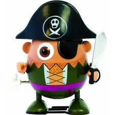 Eggbods Captain Hardboiled Wind Up Toy,B07J1200