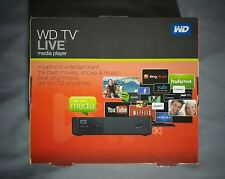 WD TV Live Media Player - Local, Personal, Stream, Video, Audio, HDD, HDMI, USB