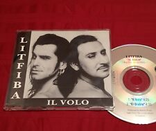 LITFIBA - IL VOLO - CD PROMO - SOLO GERMANIA !!! - PEZZO UNICO !!!