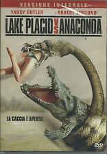 Lake Placid vs. Anaconda (2015) DVD
