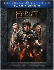 Hobbit: The Battle Of The Five Armies (2015, Blu-ray New) 883929477142