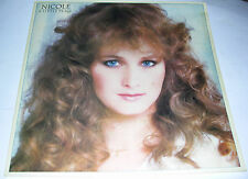 Nicole - A Little Peace LP (German Eurovision winner) 1982 UK CBS Press.