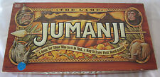 JUMANJI BOARD GAME-1995 Milton Bradley-Robin williams Movie-Complete in Box