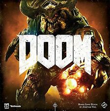 Doom: The Board Game [Board Game, 2016, Fantasy Flight, Strategy, 2-5 Players]
