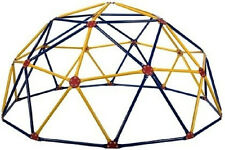 NEW Easy Outdoor Space Dome Climber Backyard Gym Child's Toy Park Climbing