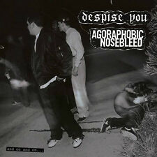 AGORAPHOBIC NOSEBLEED & DESPISE YOU-AND ON AN~-JAPAN CD BONUS TRACK  D95