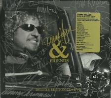 Sammy Hagar & Friends ( CD / DVD Deluxe Edition ) NEW / SEALED CD