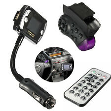 Kit Para El Coche Bluetooth Inalámbrico Transmisor de FM MP3 Reproductor SD LCD