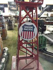 """2.25"""" Round,- Union Pacific RR Shield  Magnetic Sign or Refrigerator Magnet"""