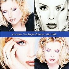 KIM WILDE The Singles Collection 1981-1993 CD BRAND NEW Best Of Greatest Hits