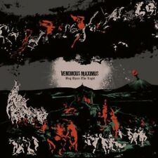 Venomous Maximus - Beg Upon the Light CD 2013 limited digipack occult Napalm