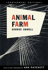 Animal Farm by George Orwell (2003, Paperback)