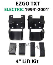 "EZGO TXT 1994'-2001' ELECTRIC Front and Rear 4"" Lift Kit # 28911"