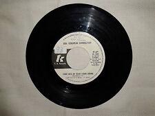 "USA-European Connection – Disco Vinile 45 Giri 7"" Edizione Promo Juke Box"