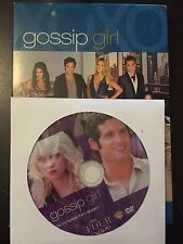 Gossip Girl - Season 3, Disc 4 REPLACEMENT DISC (not full season)