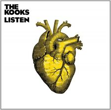 THE KOOKS - LISTEN (DELUXE EDT.)  CD NEU