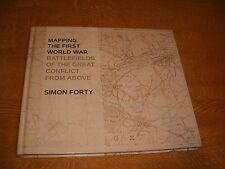 MAPPING THE FIRST WORLD WAR BATTLEFIELDS, SIMON FORTY.