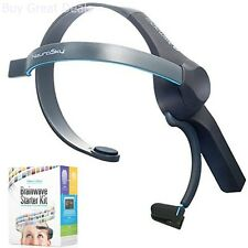 NeuroSky MindWave Mobile BrainWave Starter Kit More Than 100 Brain Training Game