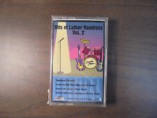 "NEW SEALED ""Hits Of Luther Vandross"" Vol. 2   Cassette Tape  (G)"