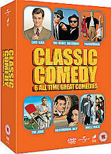 Classic Comedy Collection (DVD, 2008, 6-Disc Box Set) New Sealed
