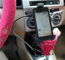 Car charger/holder/mount/stand goose neck for All smartphone,iPhone,Galaxy,LG